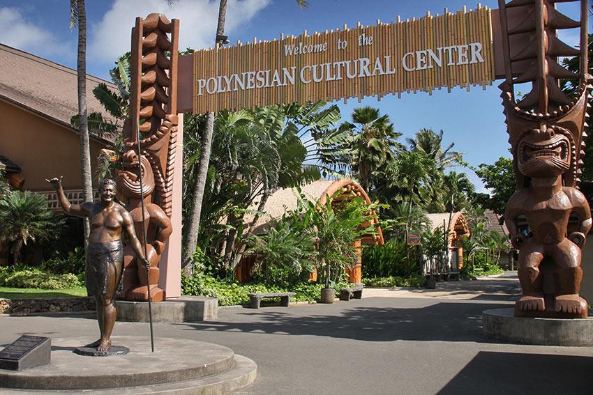 Polynesian Cultural Center, Oahu, Hawaii