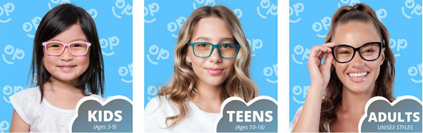 CalmOptics Glasses