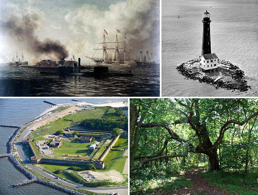 history of Dauphin Island