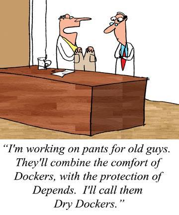 Don's Puns: Dry Dockers