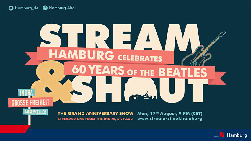 Hamburg Celebrates 60 Years of the Beatles