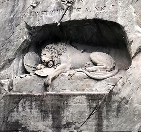 Lion's Monument