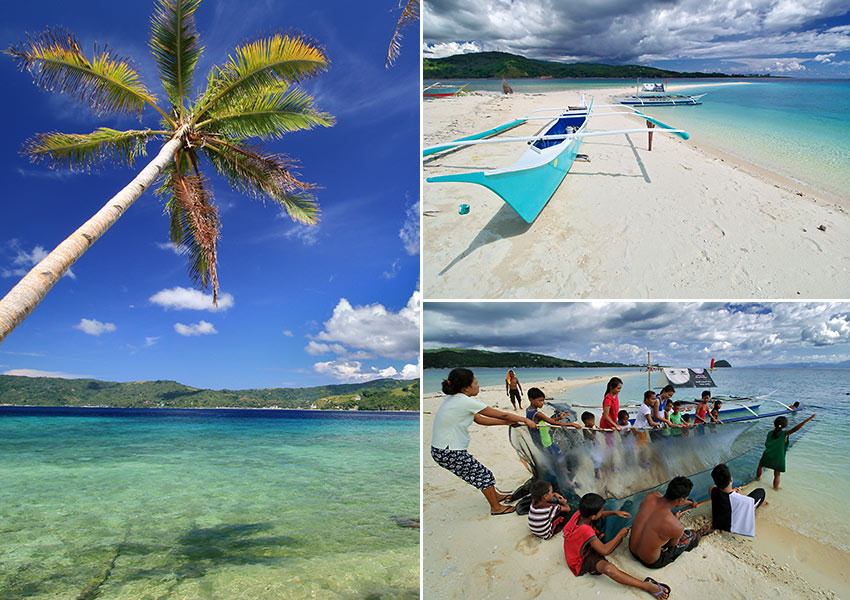 scenes from Logbon Island