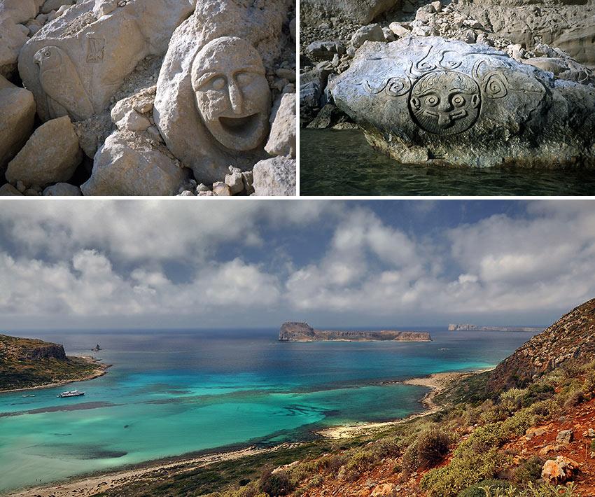 Red Beach Crete, Matala, Crete