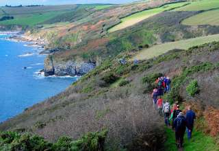 SW Coastal Path, Cornwall