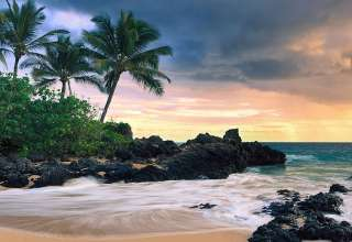 Secret Beach, Makena, Maui