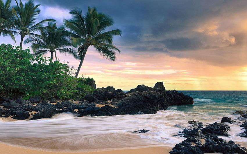 Secret Beach, Makena, Maui