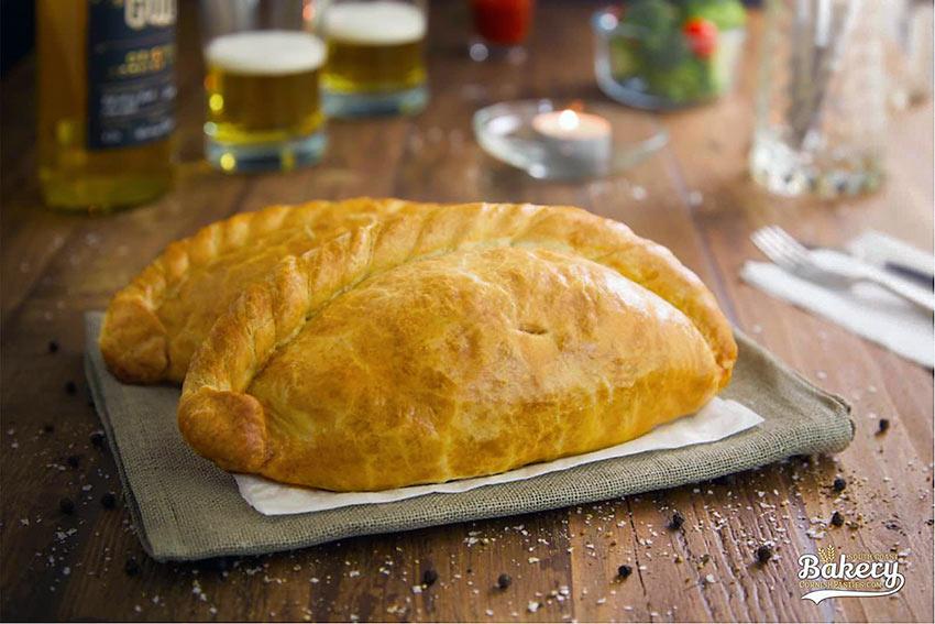 South Coast Bakery Cornish pasty