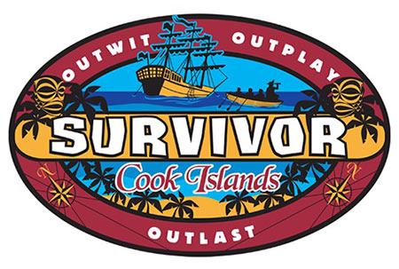 Survivor Cook Islands logo