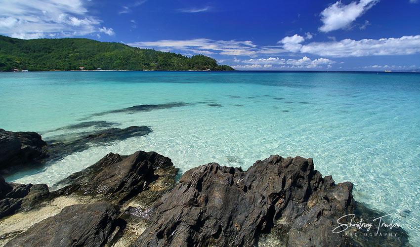 rocks at Tiamban Beach, Romblon Island