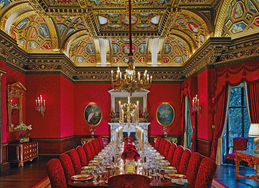 William Kent Room Dinner
