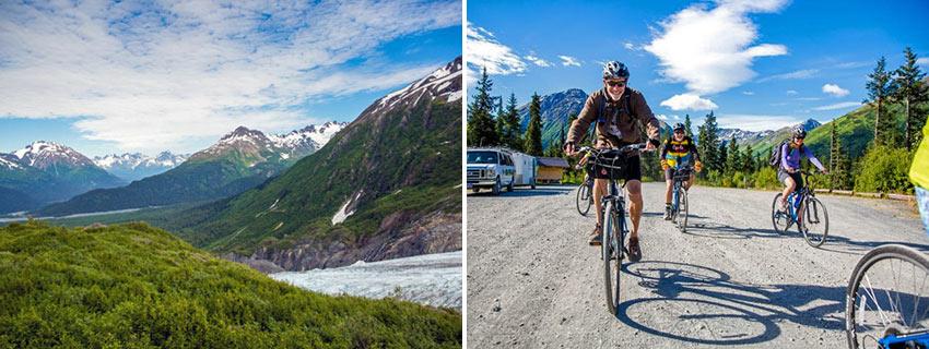 Alaska – Kenai Fjords & Peninsula