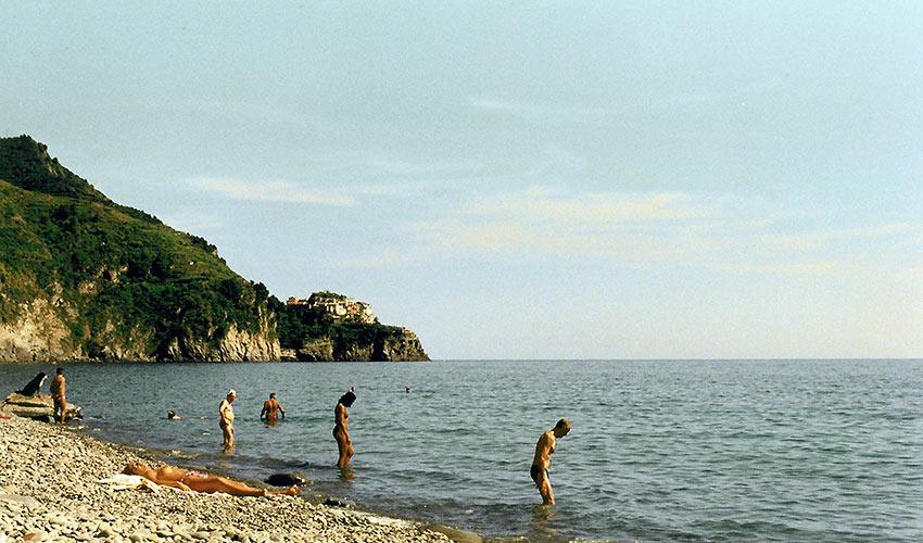 Corniglia Beach