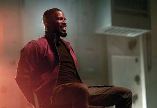 Jamie Foxx in a scene from Project Power
