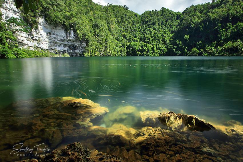 Lake Bababu, Basilisa, Dinagat