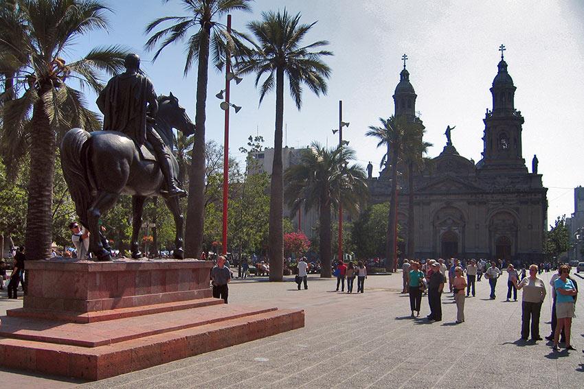 Catedral de Santiago, Chile