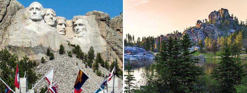 Black Hills & Mount Rushmore, South Dakota
