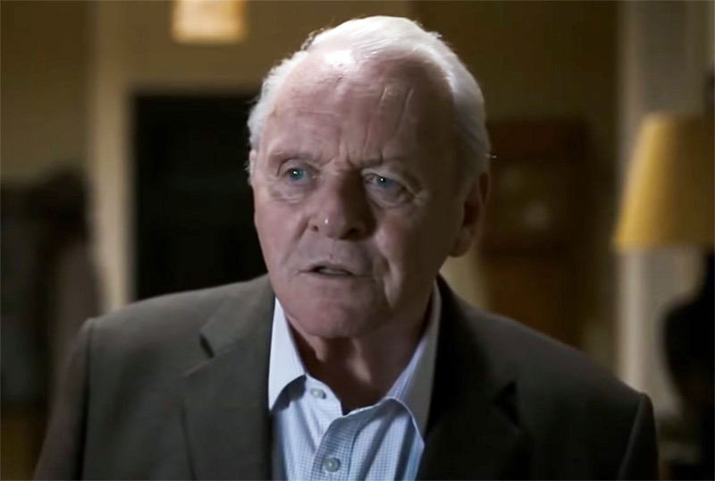 Sir Anthony Hopkins in 'The Father'