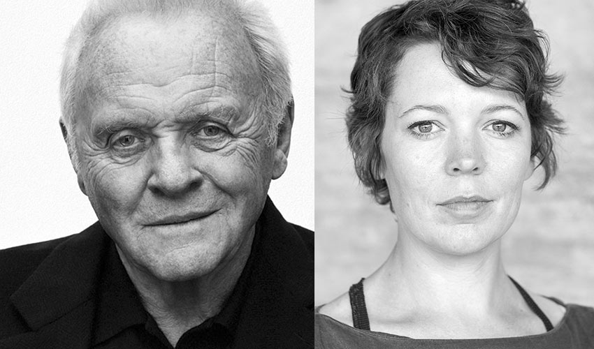 Sir Anthony Hopkins and Olivia Colman deliver captivating performances in Florian Zeller's 'The Father'