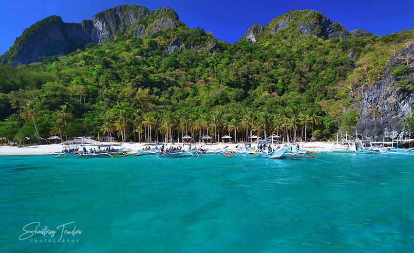 Seven Commandos Beach, El Nido, Palawan