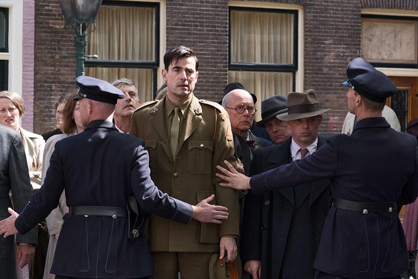 Claes Bang as Captain Joseph (Joe) Piller