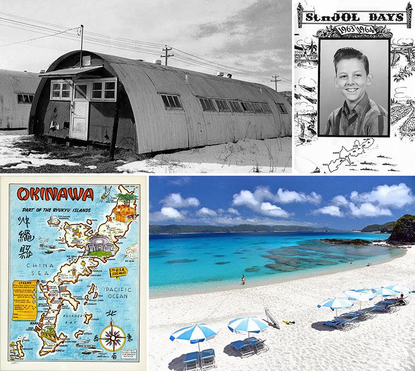 Okinawa archival photos