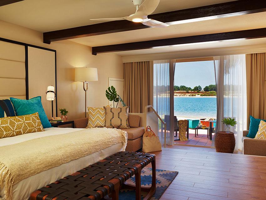 San Diego Mission Bay Resort suite