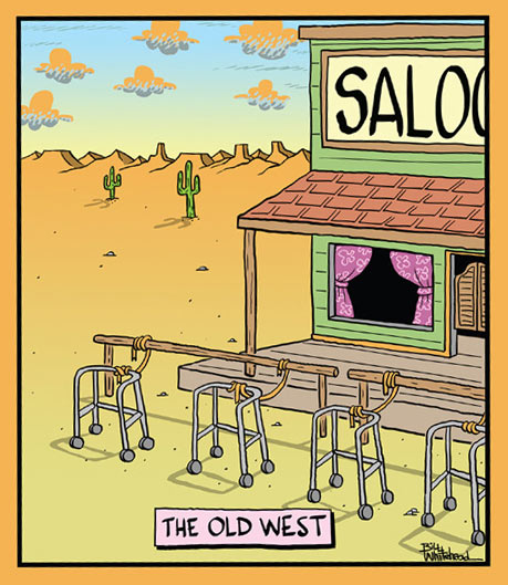 Parting Shots: The Old West