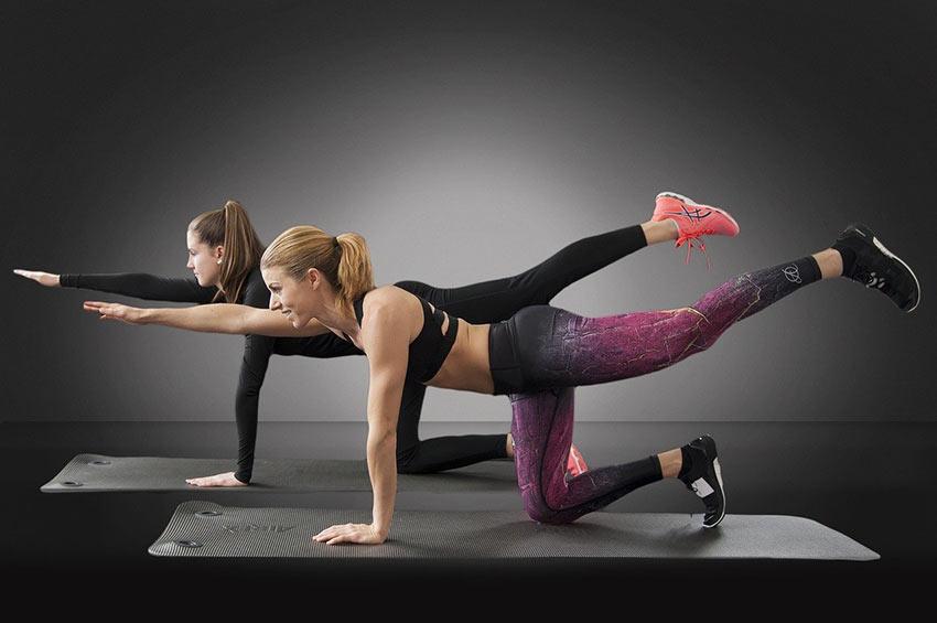 Dormant Butt exercises