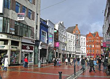 Grafton St., Dublin