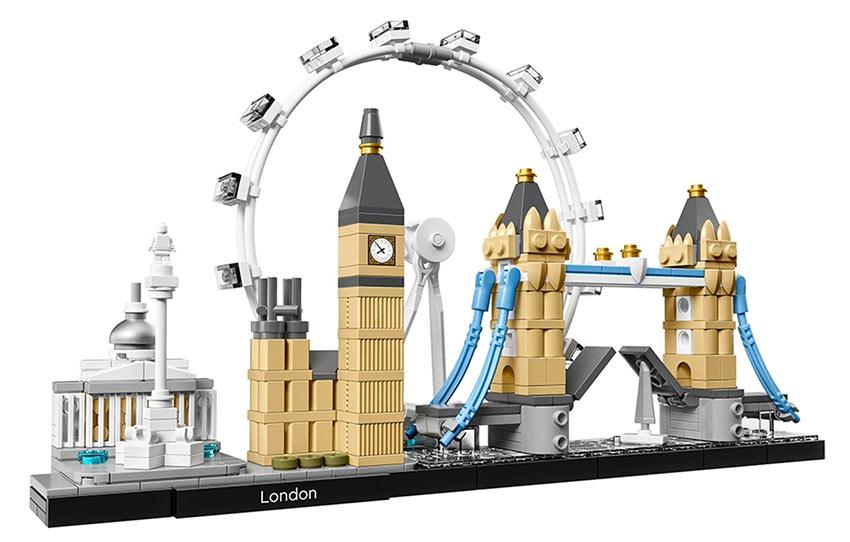 Lego Architecture London set