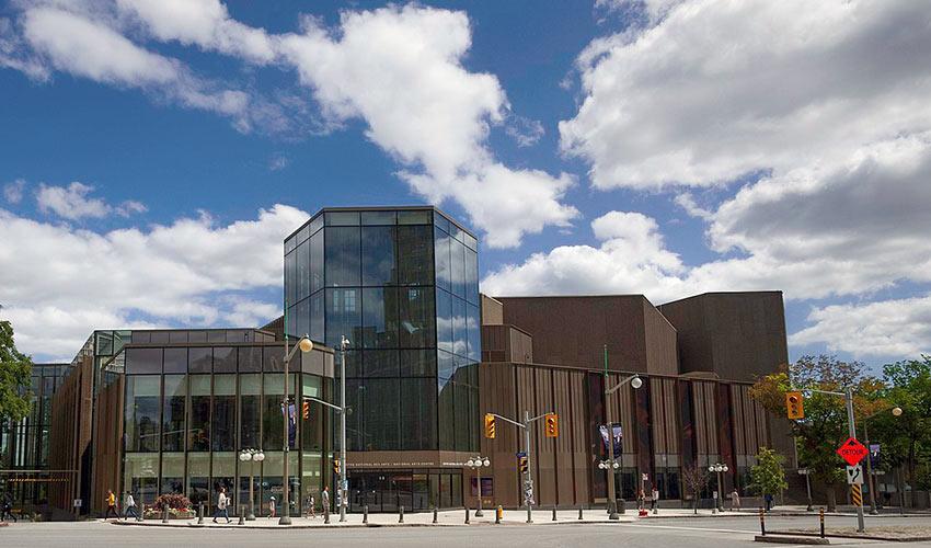 National Arts Centre in Ottawa