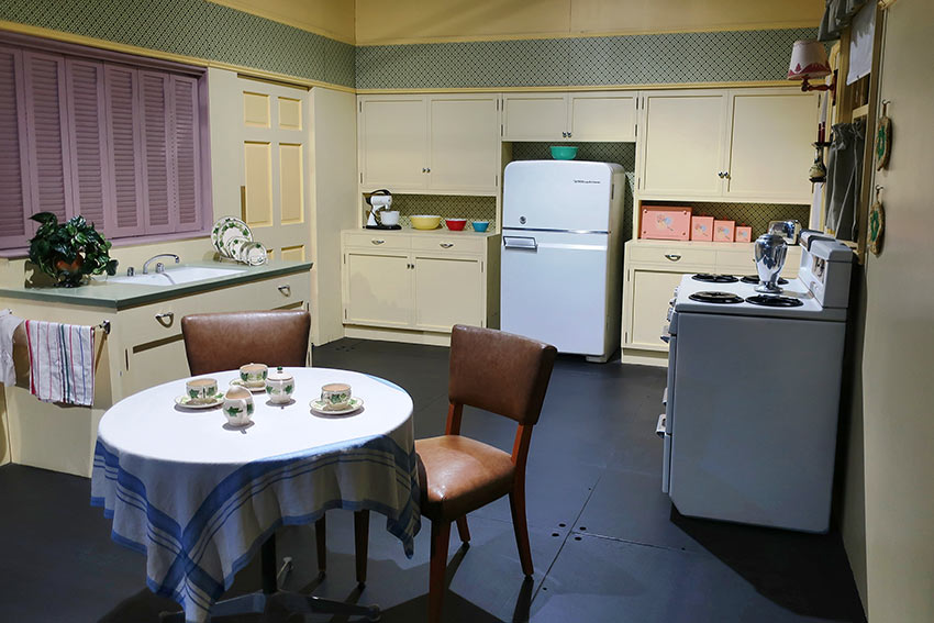 Ricardo's Kitchen, Lucy and Desi Museum, Chautauqua, NY