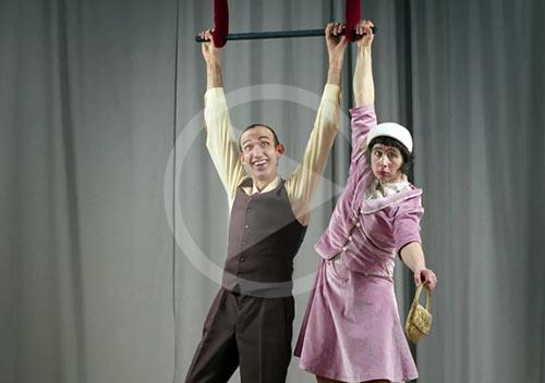 Trapeze Act