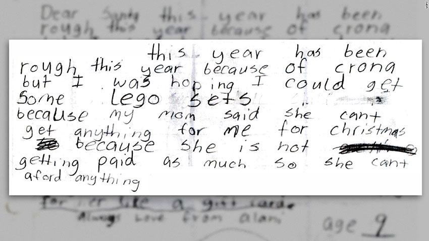 Alani's Letter