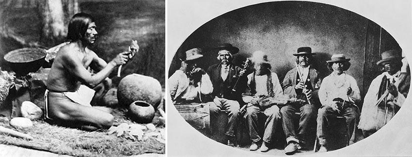 Chumash Tribe archives
