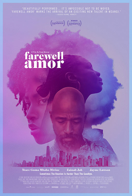 'Farewell Amor' movie poster