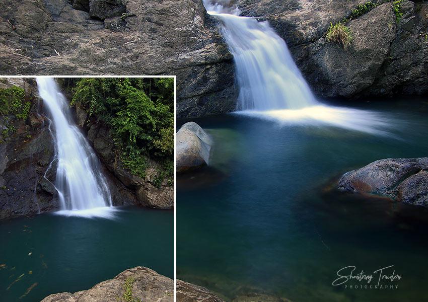Maribina Falls in Bato, Catanduanes