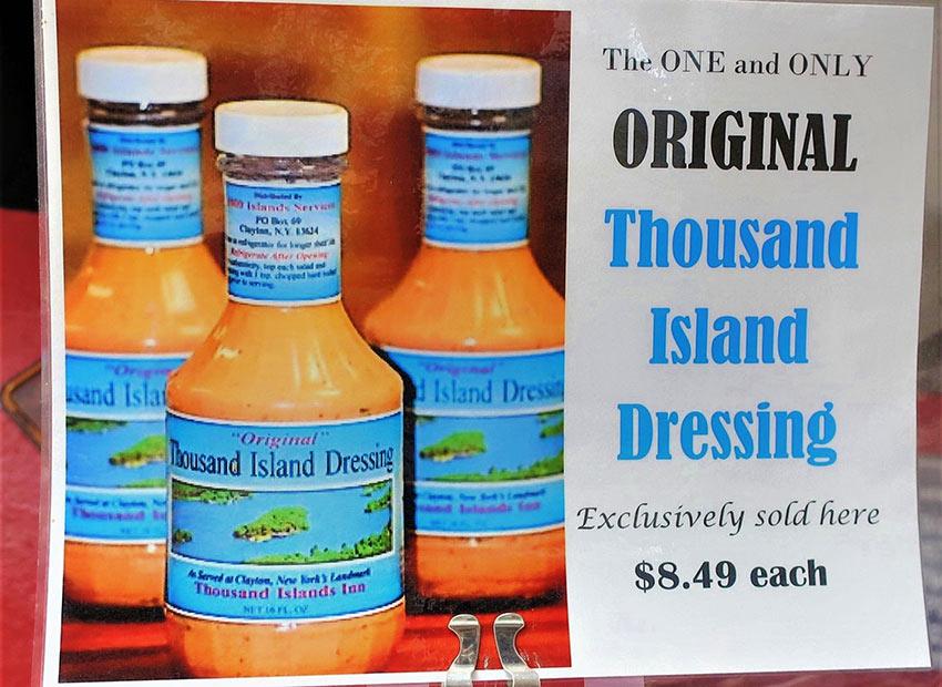 original 1000 Island Dressing