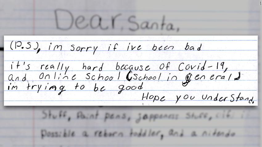 Savannah's Letter