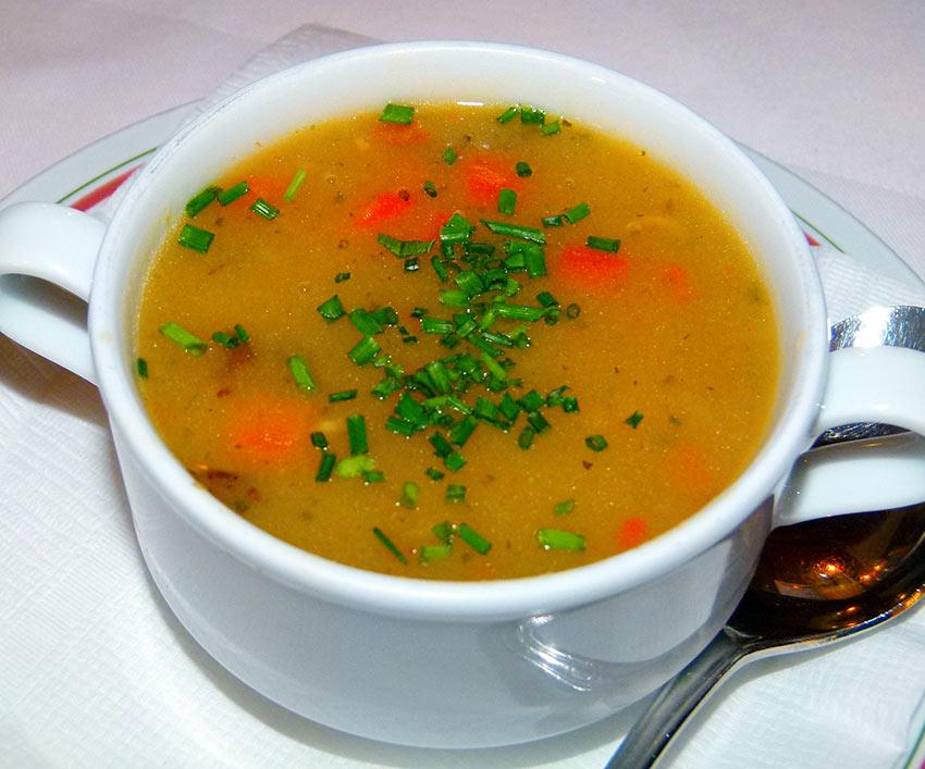 Viennese Potatoe Soup
