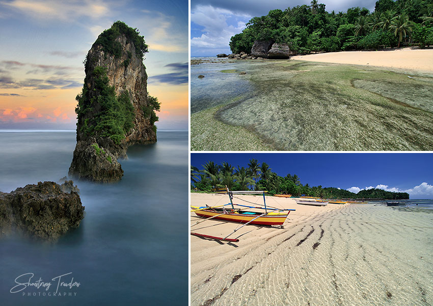 beaches in Virac, Catanduanes