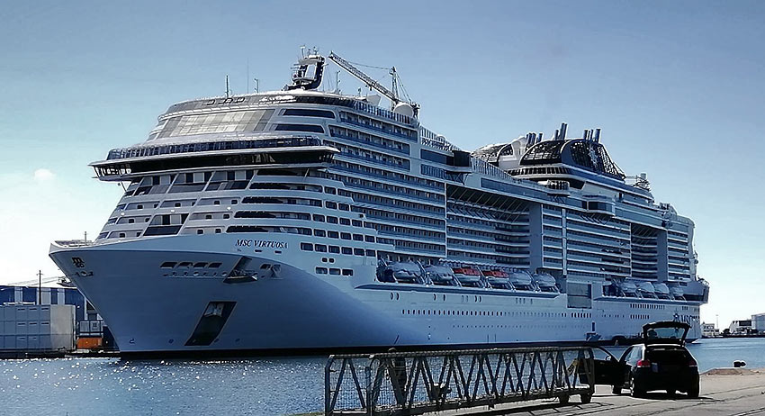MSC Virtuosa (MSC Cruises)