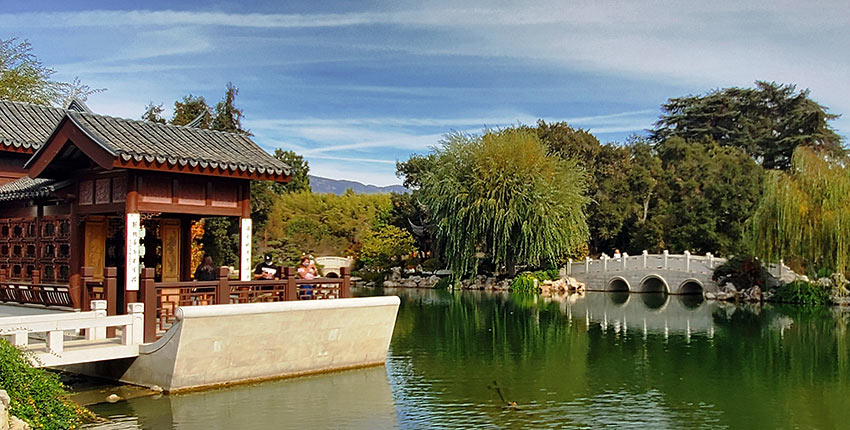 Chinese Gardens at the Huntington Library, Art Collections, and Botanical Gardens