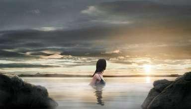 Infinity Sky Lagoon, Iceland
