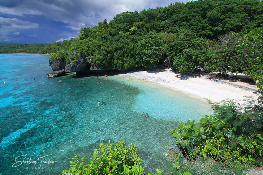 western end of Salagdoong Beach, Maria, Siquijor