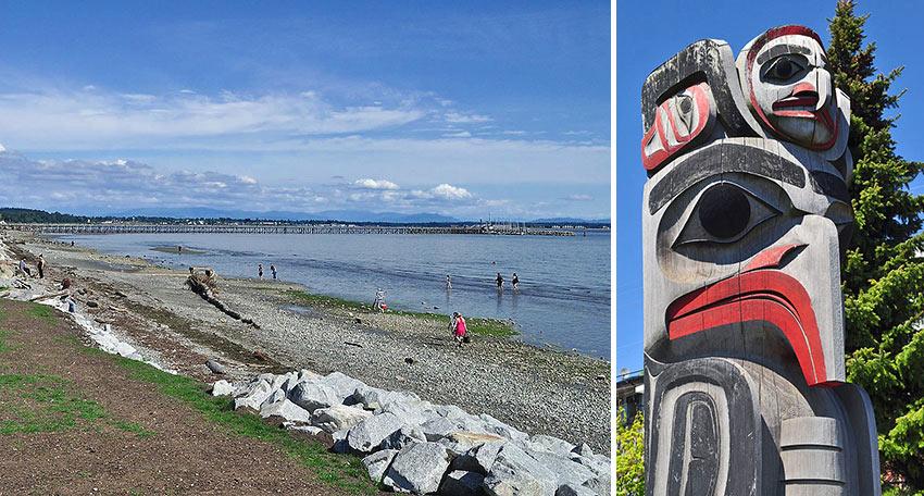 West Beach, White Rock, British Columbia