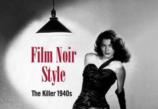 Film Noir Style book cover