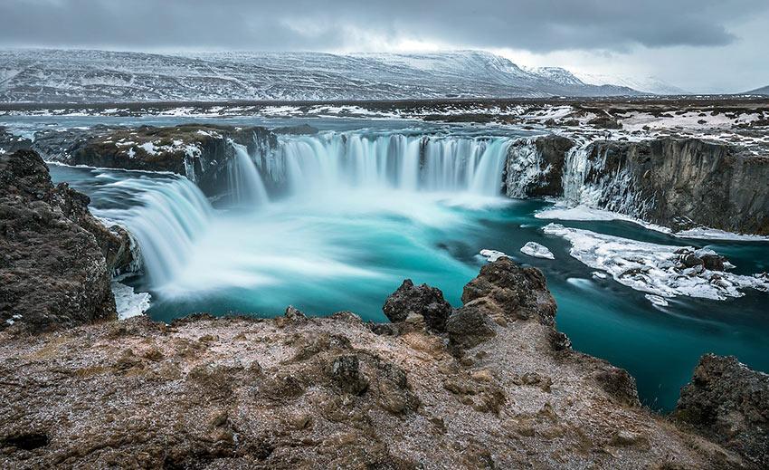 Goðafoss Falls, Iceland