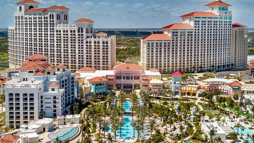 Grand Hyatt Baha Mar, Nassau, Bahamas